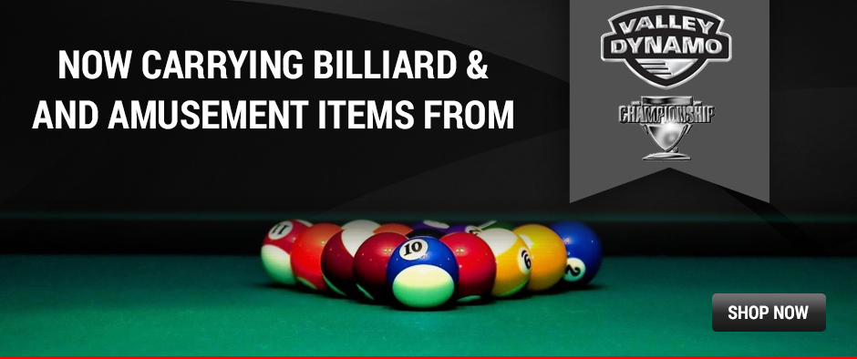 Billiards and Amusements