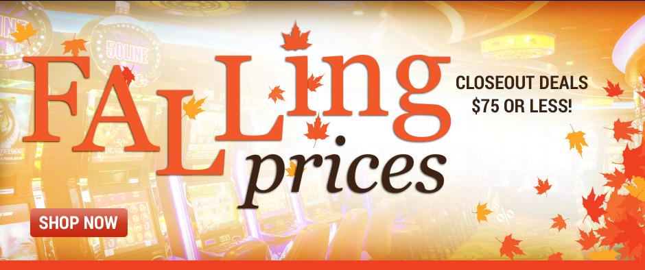 Fall Deals Under $75