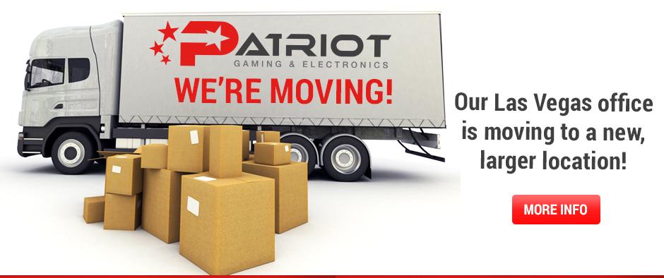 Las Vegas Office Move