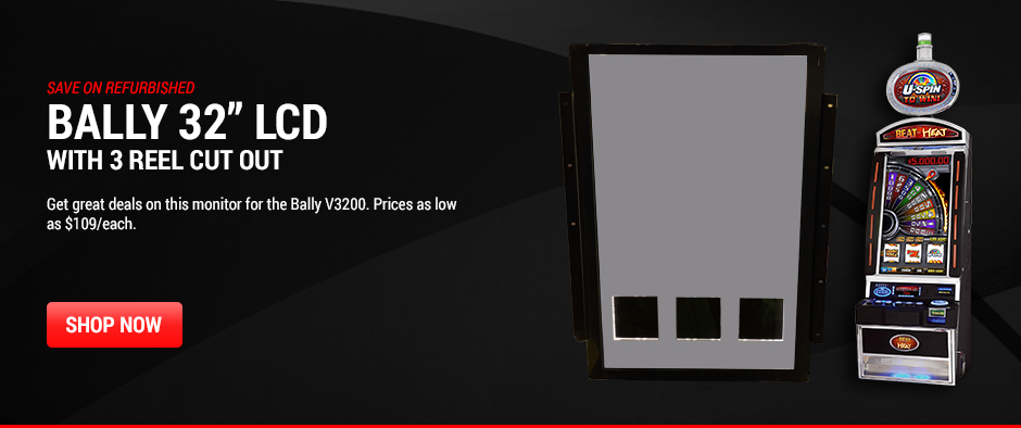 BAlly V3200 Monitor