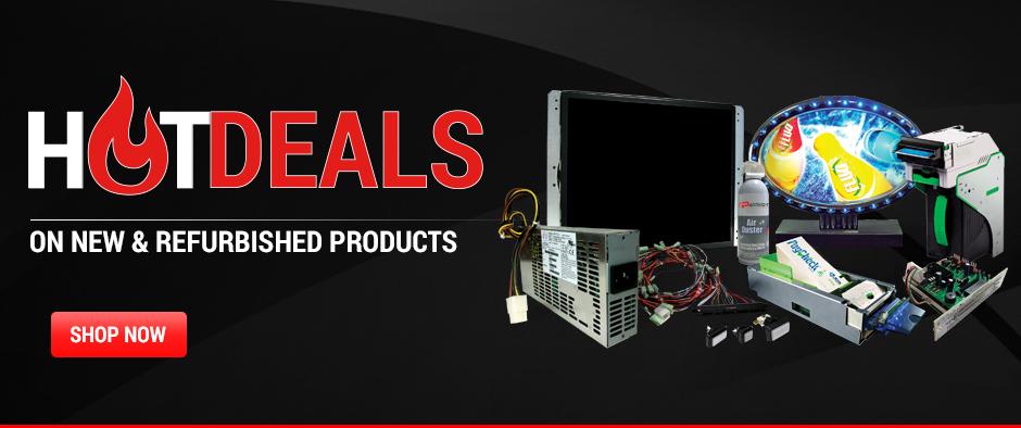 Hot Deals Banner